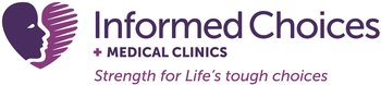 Informed Choices Medical Clinic's logo image.