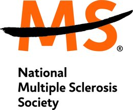 National Multiple Sclerosis Society logo image.